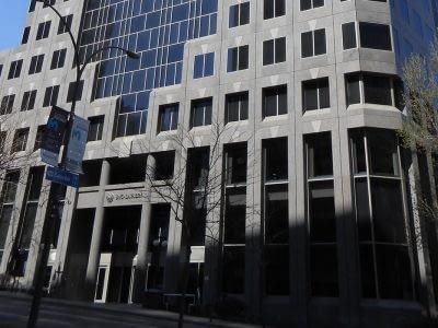 Siège SNC Lavalin de Montréal Canada affaire de corruption avec sanction financière 5 milliards de dollars canadiens perdus