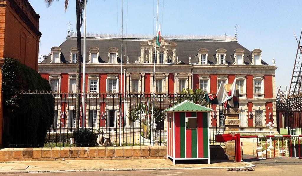 ambohitsorohitra palace antananariloi loi lutte blanchiment capitaux et financement du terrorisme à Madagascar