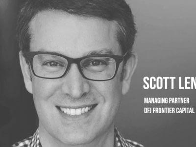 scott lenet frontier venture capital due diligence evaluation dirigeant partenaire risque investissement startup