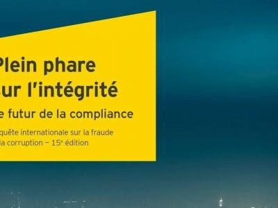 Compliance étude fraude corruption integrité AFA étude EY menace les entreprises