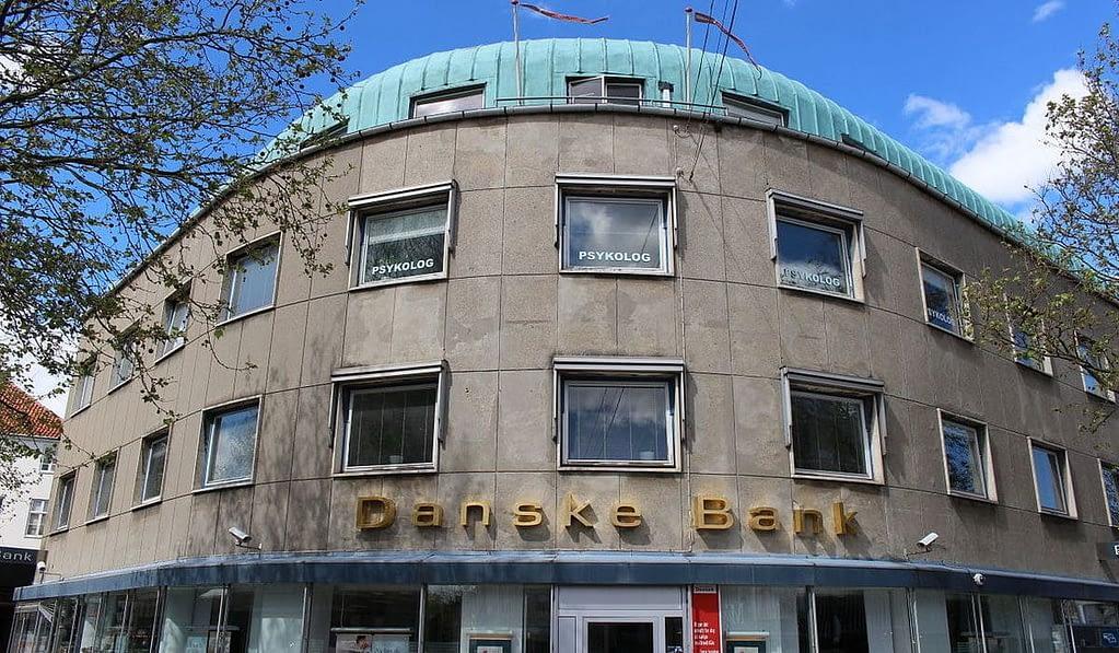 Danske Bank Danoise embourbé dans un scandale de blanchiment d'argent et de capitaux sur Lituanie, grande Bretagne et Etats-Unis