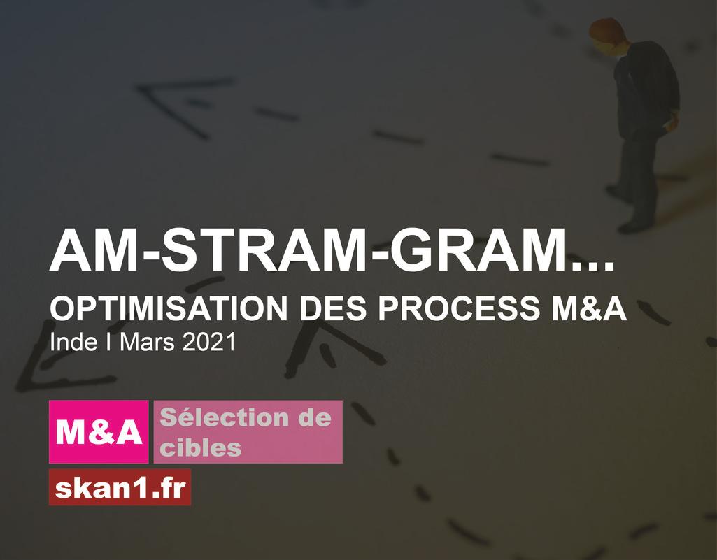 AFA Optimisation des process M&A Fusion acquisition absorption conformité compliance