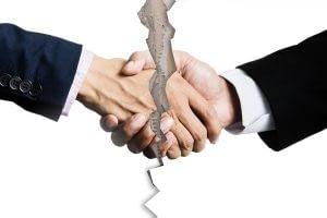 Compliance : non-respect charte éthique risque rupture contrat commercial