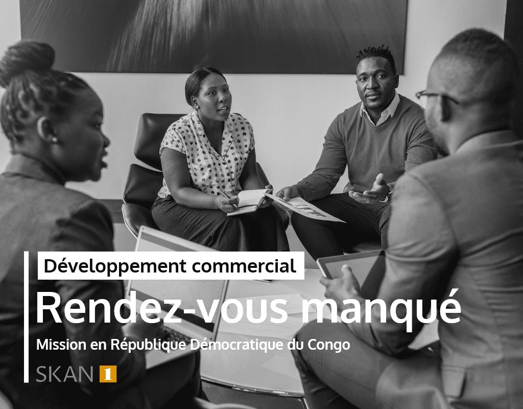 Mission SKAN1 en République Démocratique du Congo : évaluation ou due diligence sur le plan développement commercial partenaire tiers pep - risques financiers et juridique - Sapin 2 FCPA UK Bribery Act